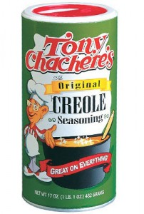 Chachere's Creole Seasoning